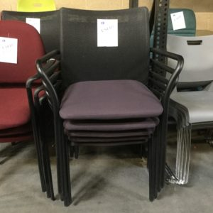 Used haworth chair