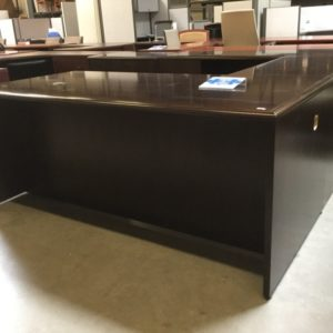Used u shape desk
