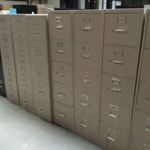 used vertical files