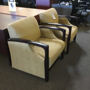 used guest chair