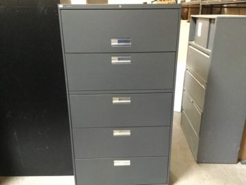 Used HON Lateral File