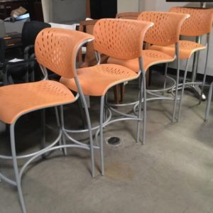 Used izzy cafe stools