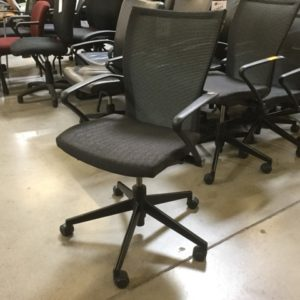 Used haworth office chair