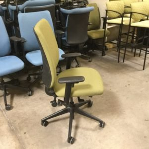 Used steelcase chair