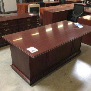 Used desk set