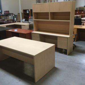 Used Desk Cred Set