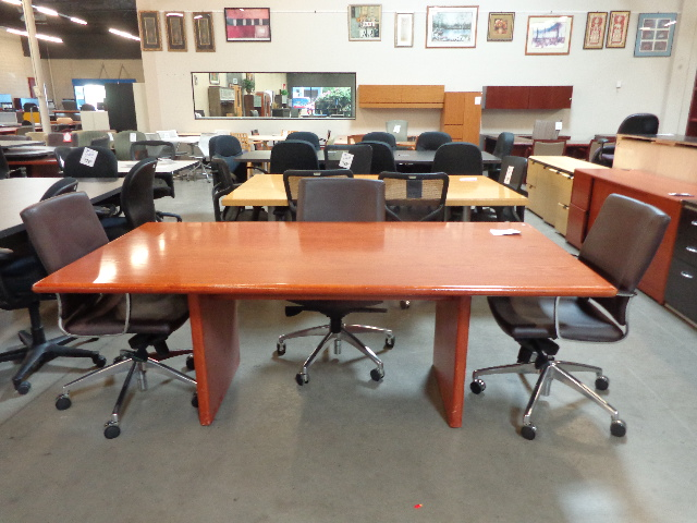 Various Used Conference Tables Arizona Office Furniture - Used office furniture conference table
