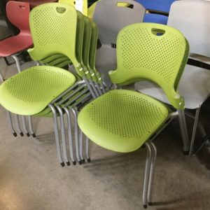 Green caper chairs-1