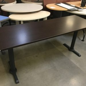 New Training Table