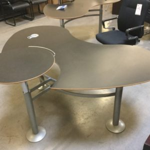Used adjustable desk