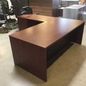 Used l shape desk