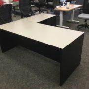 New l shape desk
