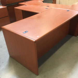 Hon l shape desk