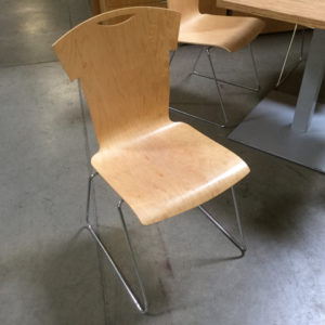 Breakroom chair