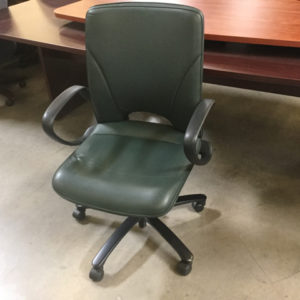Haworth executive chair