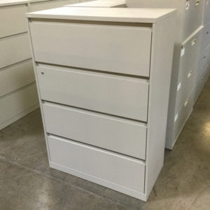 Steelcase 4 drawer lateral