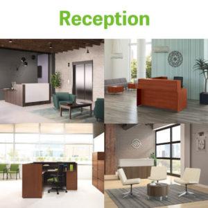 HON Reception Desks