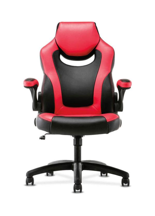 hon sadie gaming chair red