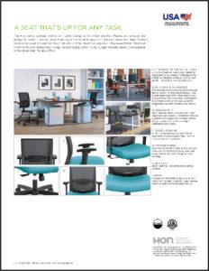 hon convergence task chair