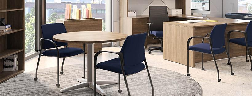 HON Ignition Upholstered Back Multipurpose Chair