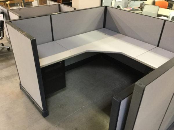 Herman miller workstation