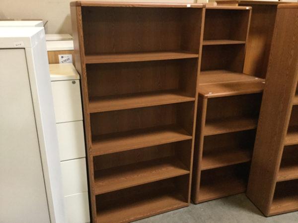 Hon 5 shelf bookcase