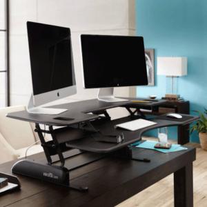 varidesk pro 48 desktop riser