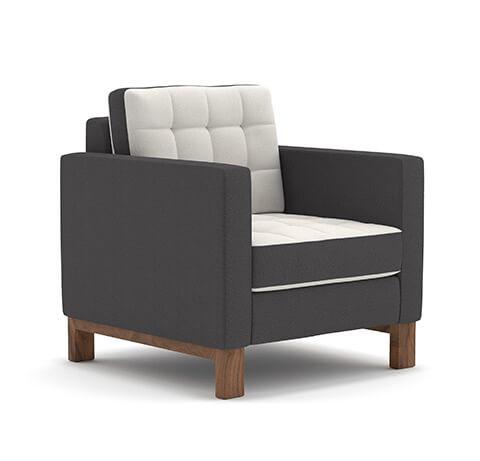 Allermuir Brummell Seating Armchair