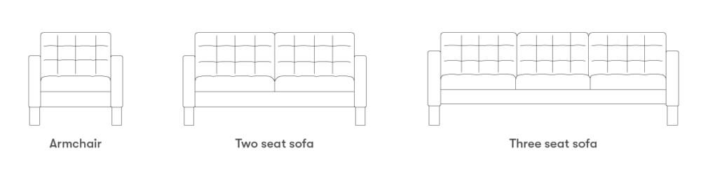 Allermuir Brummell Seating Product Range