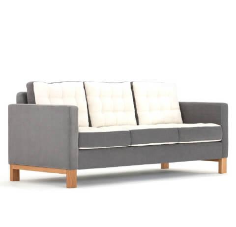 Allermuir Brummell Seating Sofa