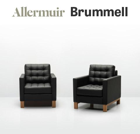 Allermuir Brummell Seating