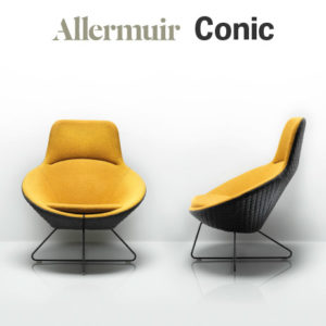 Allermuir Conic Seating