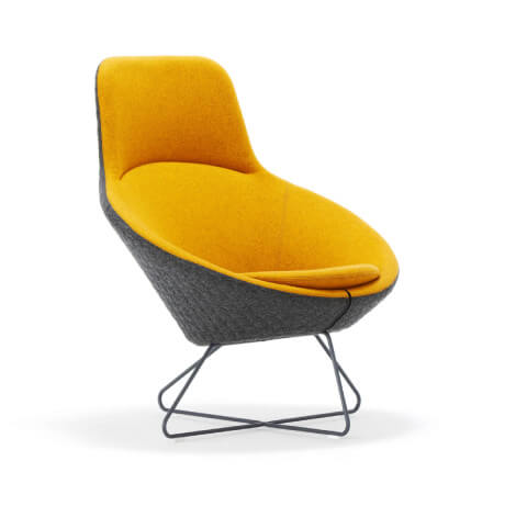Allermuir Conic Seating Lounge Seating