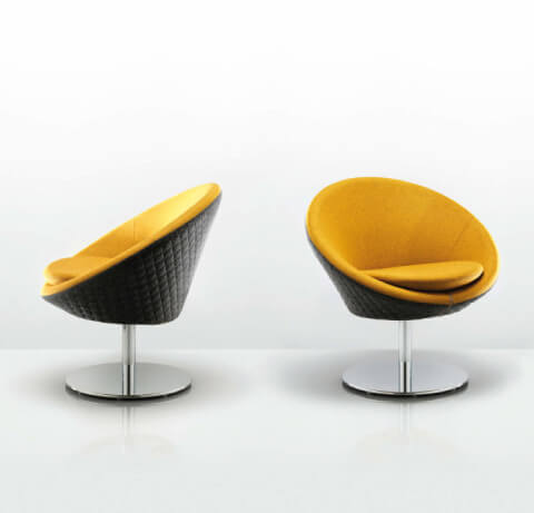 Allermuir Conic Seating Tub Chair