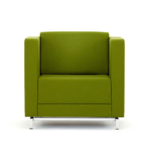 Allermuir Dandy Seating Chair Front View