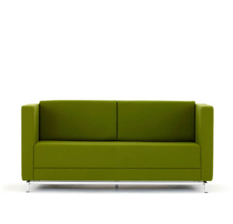 Allermuir Dandy Seating Sofa Front View