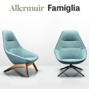Allermuir Famiglia Seating