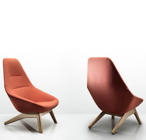 Allermuir Famiglia Seating Soft Seating