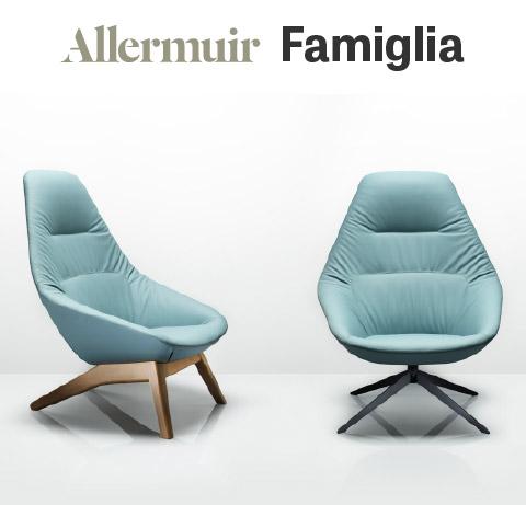 Allermuir Famiglia Seating