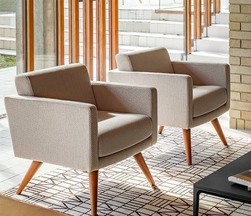 Allermuir Fifty Series Seating Collection