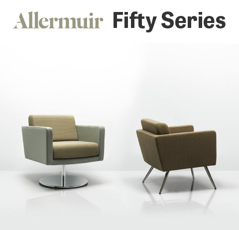 Allermuir Fifty Series Seating
