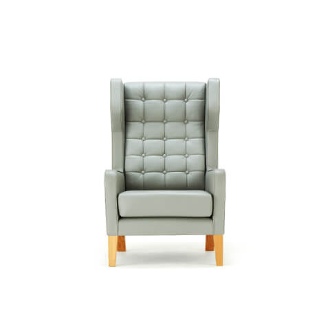 Allermuir Grainger Seating Chair Front View
