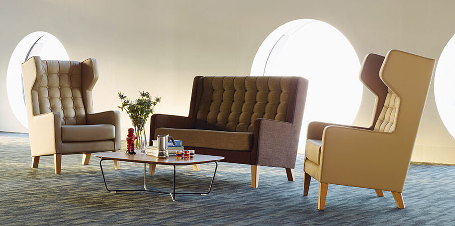 Allermuir Grainger Seating Collection