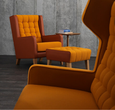 Allermuir Grainger Seating Lobby Seating