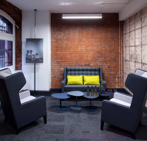 Allermuir Grainger Seating Lounge Seating