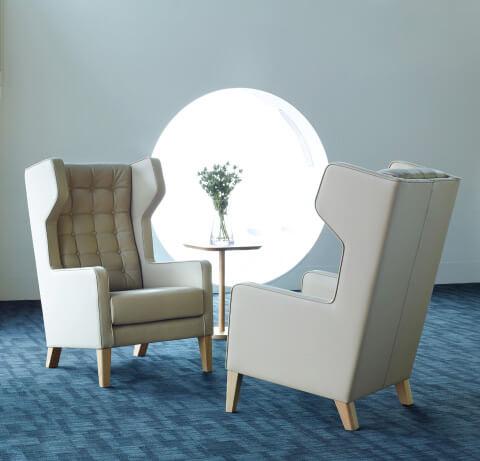 Allermuir Grainger Seating Reception Seating