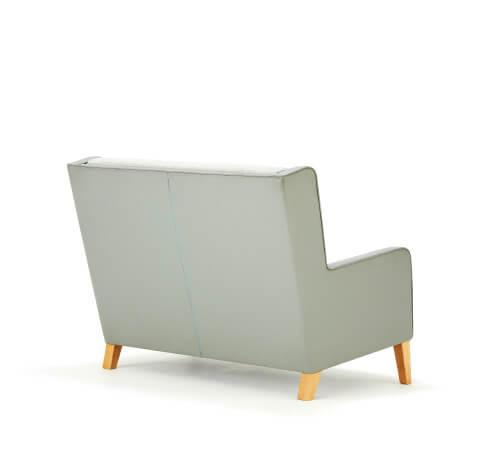 Allermuir Grainger Seating Sofa Back View