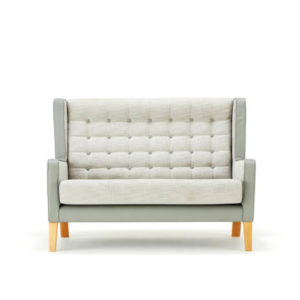 Allermuir Grainger Seating Sofa Front View