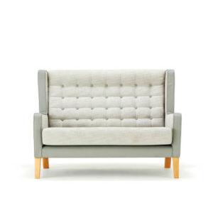 Allermuir Grainger Seating Sofa Front View