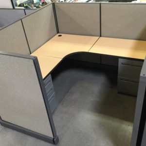 Herman miller cubicle